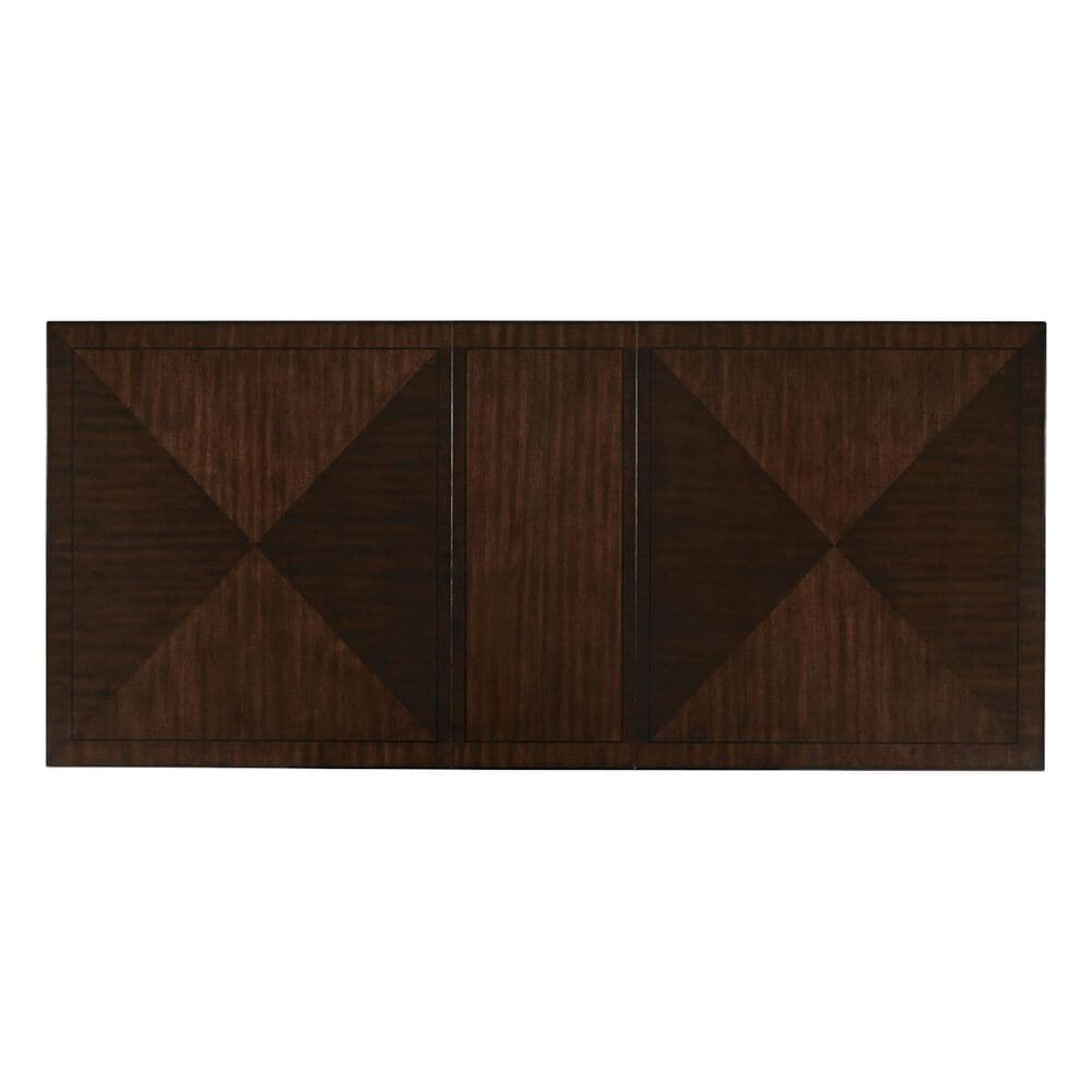 Lexington Furniture Kensington Place Westwood Dining Table in Dark Brown - Table Only, , large
