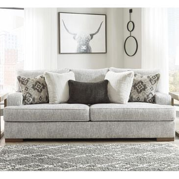 Signature Design by Ashley Mercado Sofa in Pewter, , large