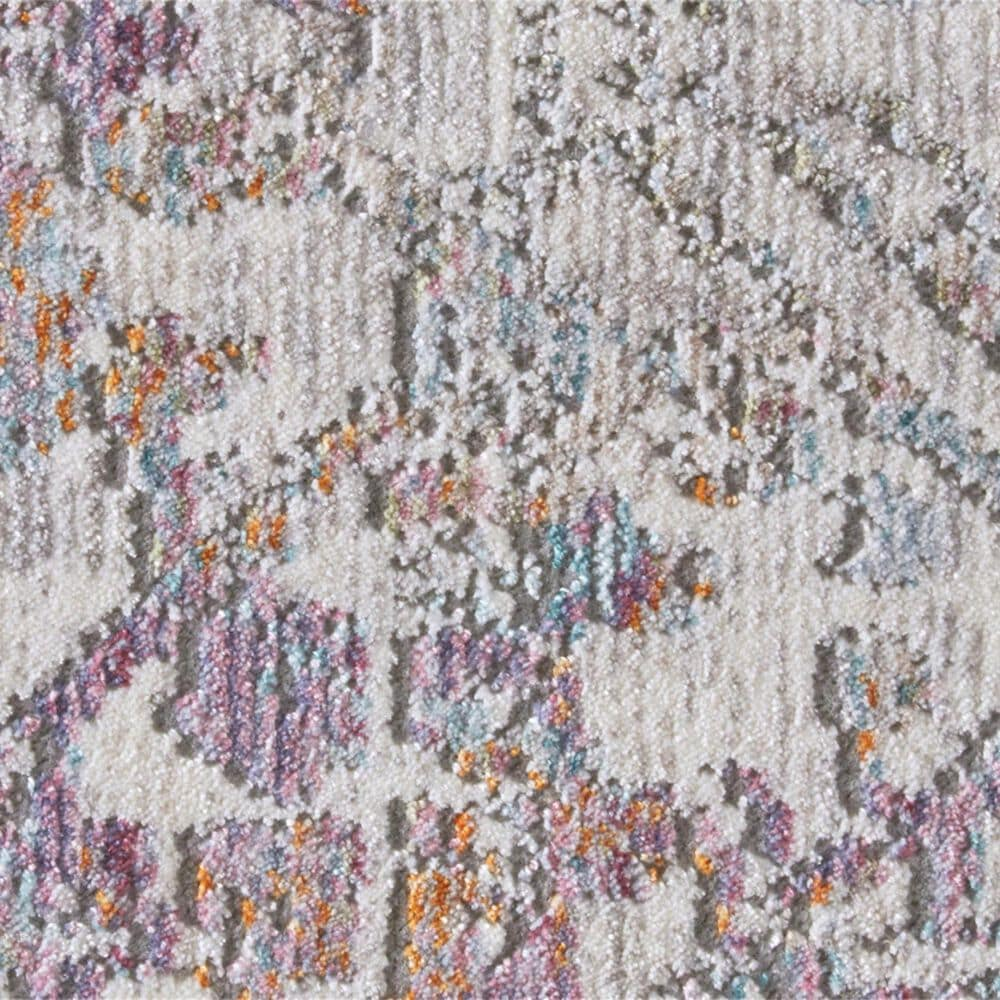Feizy Rugs Cecily 3595F 2' x 3' Multicolor Scatter Rug, , large