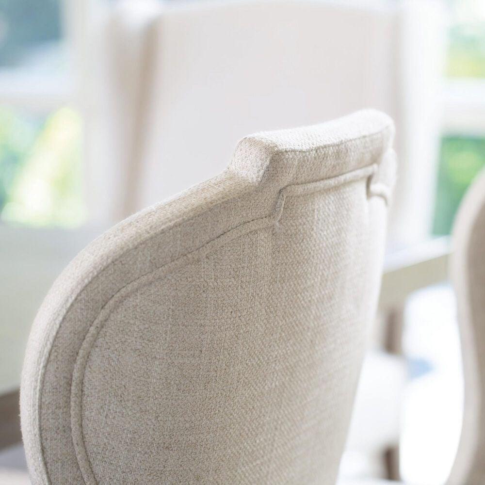 Bernhardt Santa Barbara Upholstered Arm Chair in Sandstone, , large