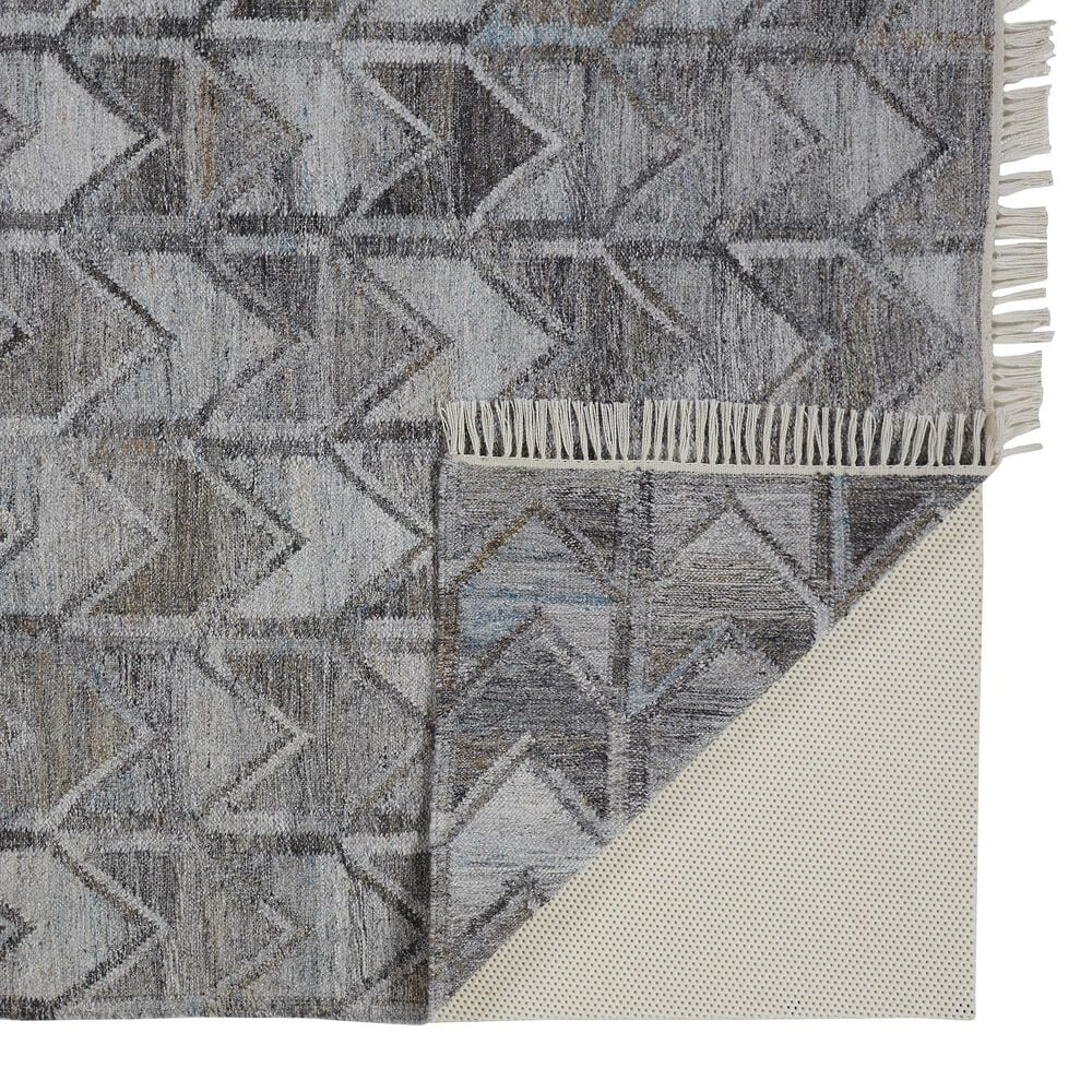"""Feizy Rugs Beckett 0813F 3'6"""" x 5'6"""" Gray Area Rug, , large"""