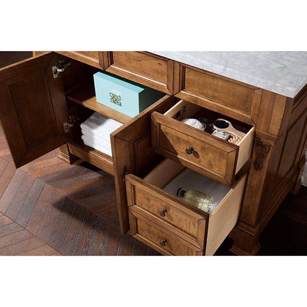 """James Martin Brookfield 48"""" Single Vanity Cabinet in Country Oak, , large"""