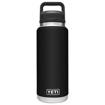 YETI Rambler 36 Oz Bottle with Chug Cap in Black, , large