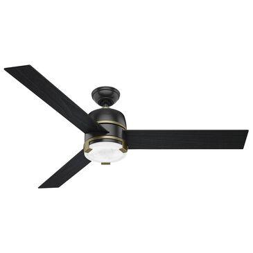 """37B Bureau 60"""" Ceiling Fan in Matte Black, , large"""