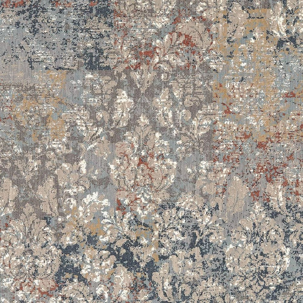 Karastan Soiree La Brea 91962-90116 2' x 3' Grey Area Rug, , large