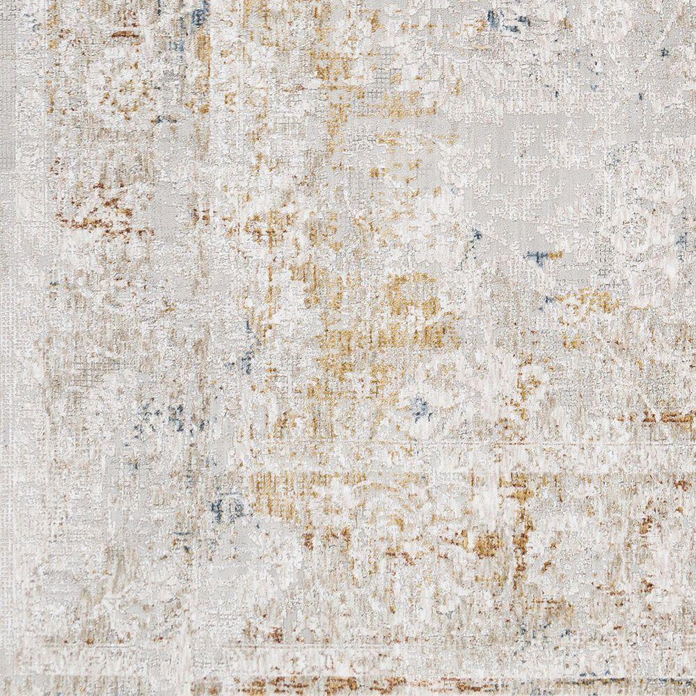 Surya Carmel 10' x 14' Camel, Clay, Mustard, Navy and Aqua Area Rug, , large