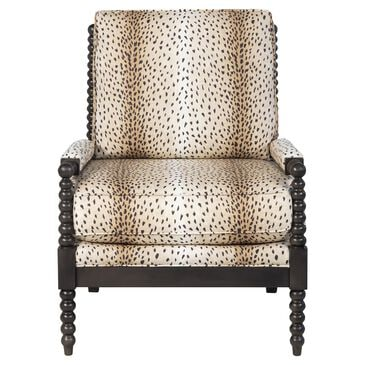 Massoud Chair in Whiskers Black, , large