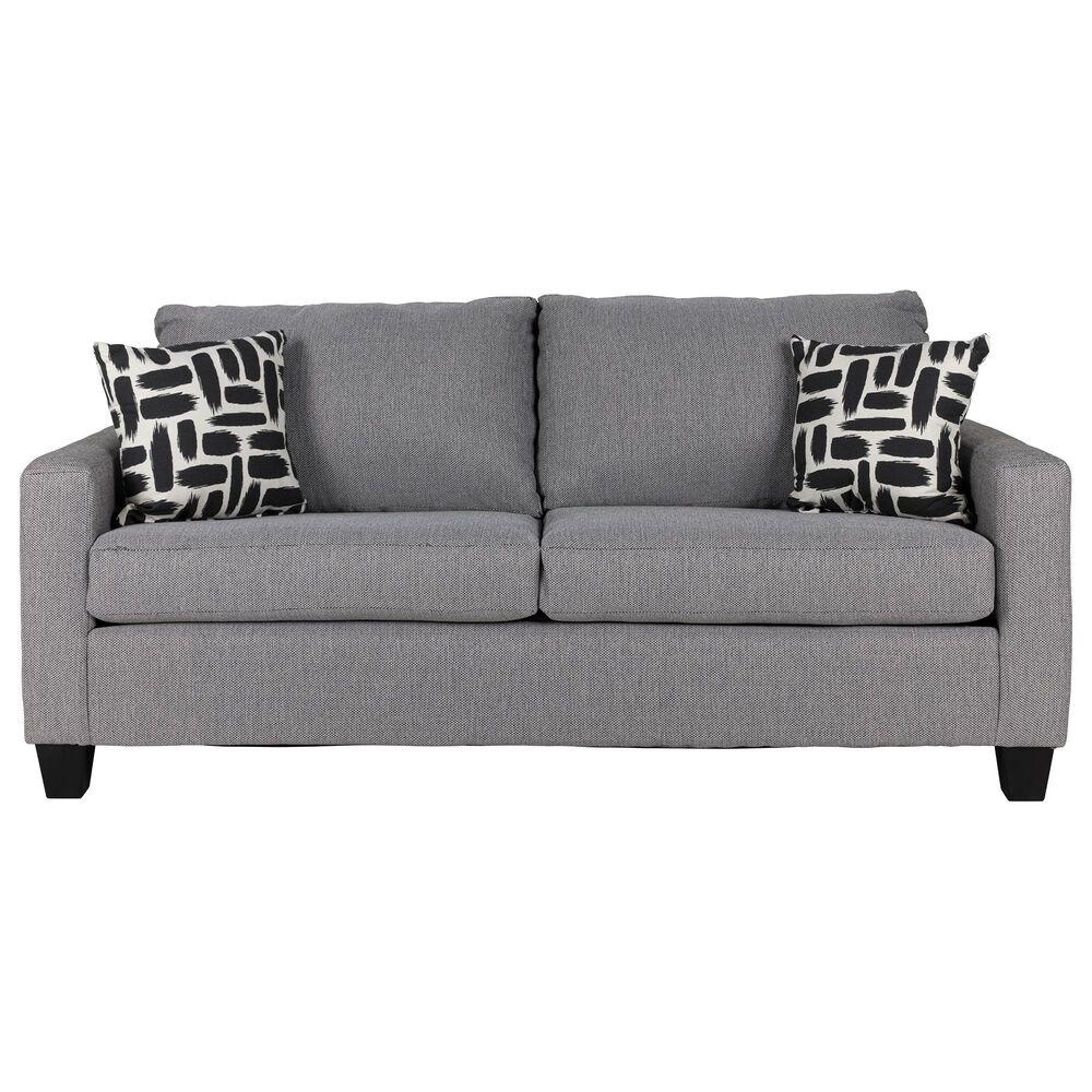 Carolina Furniture Chevee Sofa in Dizzy Charcoal, , large