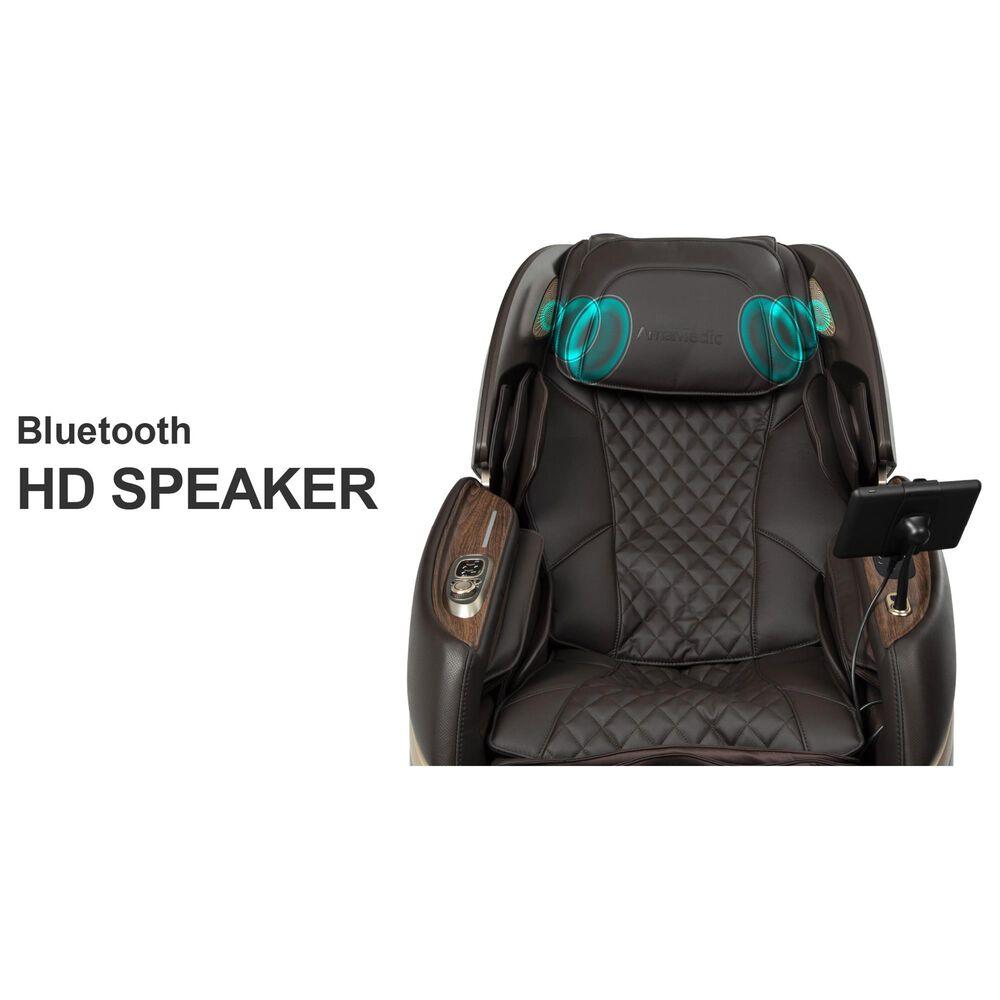 Osaki AmaMedic Hilux 4D Premium Massage Chair in Black, , large