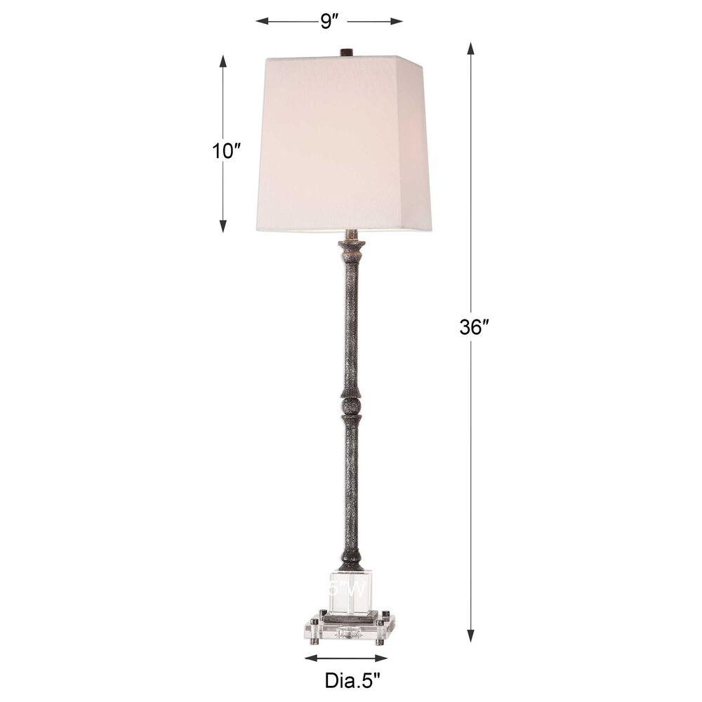 Uttermost Teala Buffet Lamp, , large