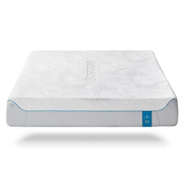 Bedgear S5 LS Medium-Firm Queen Mattress in a Box, , large