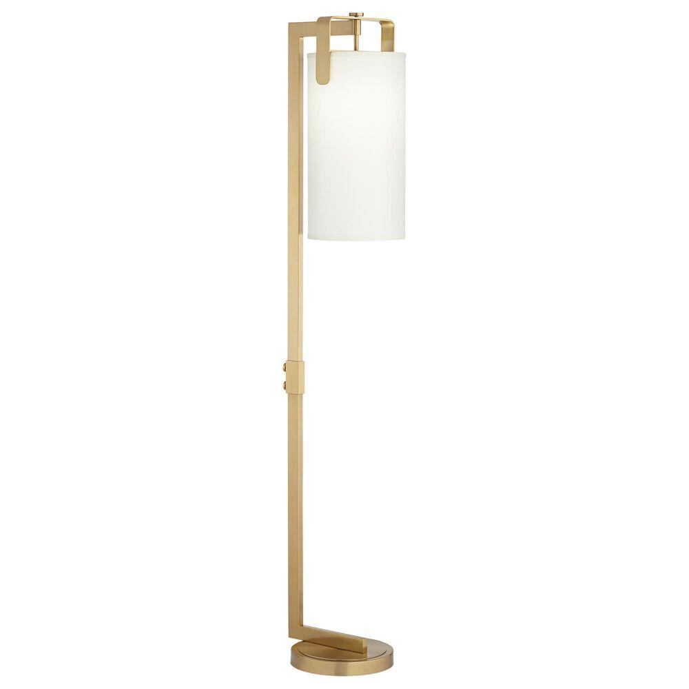 Pacific Coast Lighting Kinzie Floor Lamp in Warm Gold, , large