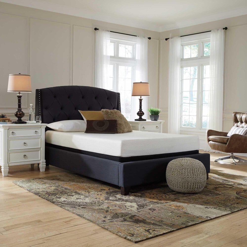 "Sierra Sleep 8"" Memory Foam Full Bed in a Box, , large"