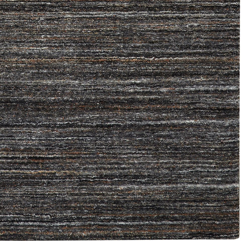 "Capel Burke 3496-355 3'6"" x 5'6"" Charcoal Area Rug, , large"