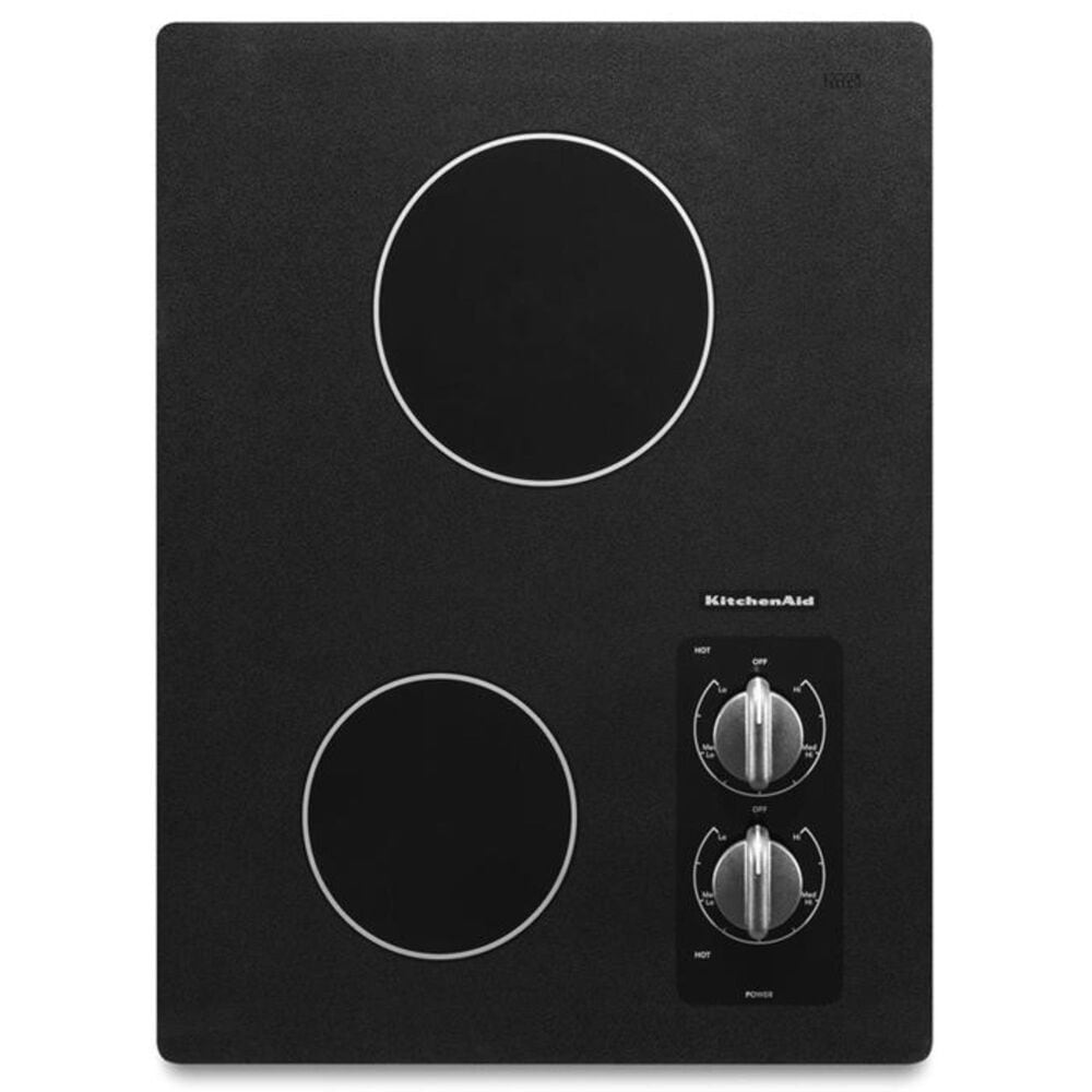"KitchenAid 15"" Electric Cooktop, , large"