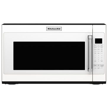 KitchenAid 2.0 Cu. Ft. Over-the-Range Microwave in White, , large