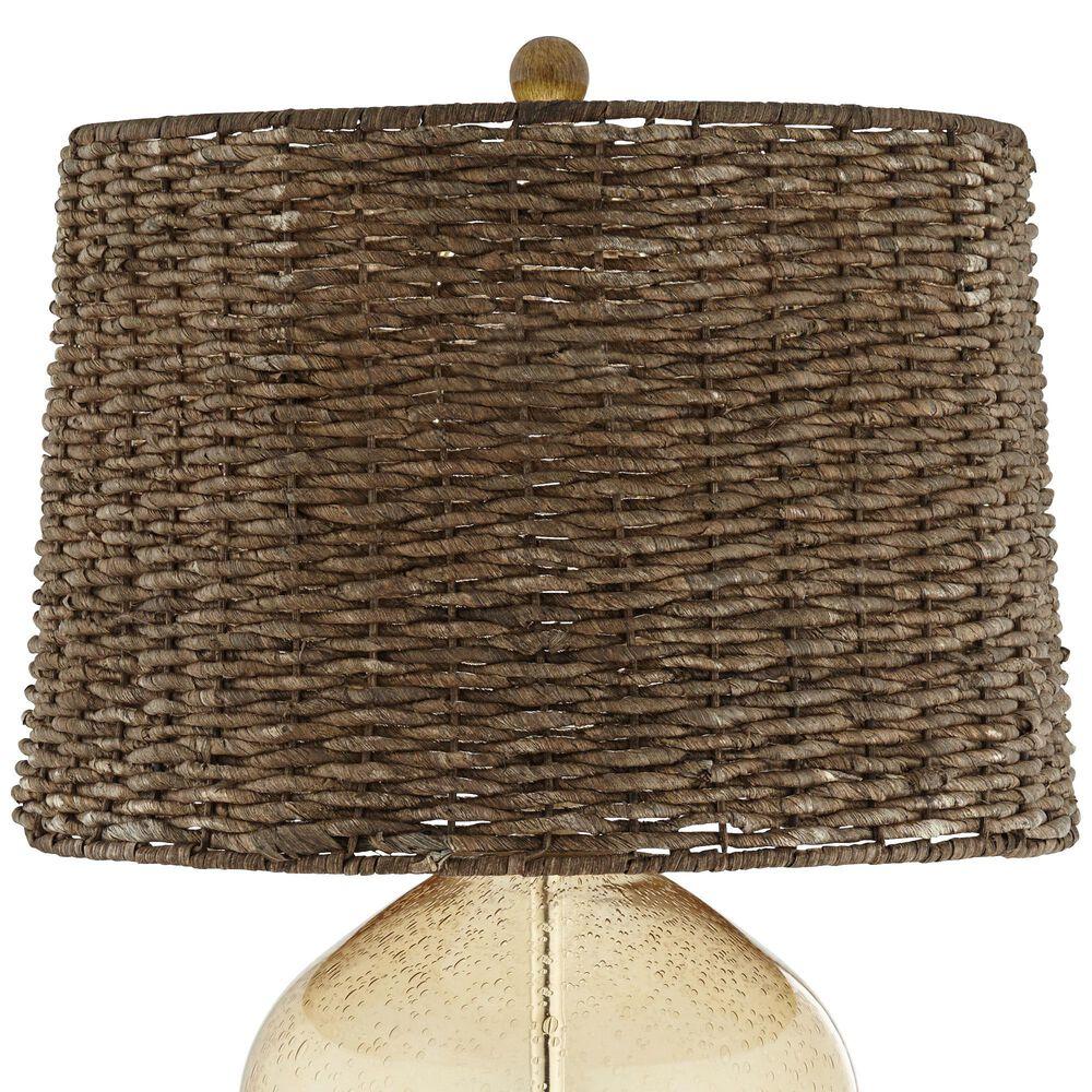 Pacific Coast Lighting Nantucket Table Lamp in Light Tea, , large