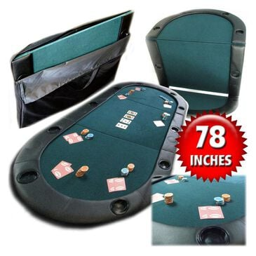 Timberlake Texas Hold 'Em Table Top, , large