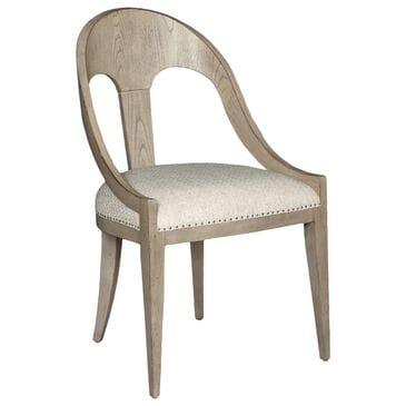American Drew West Fork Newport Side Chair in Aged Taupe, , large