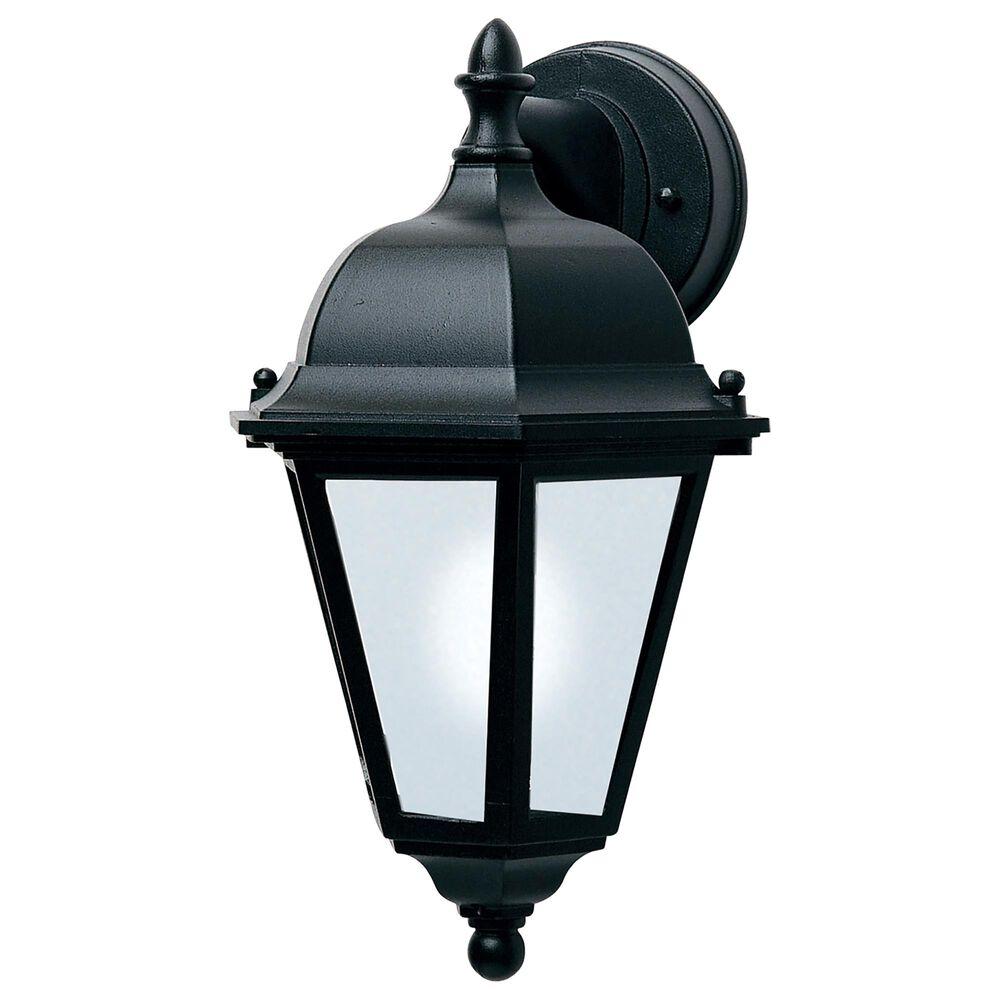"""Maxim Lighting Westlake 2"""" HCO LED 1-Light Outdoor Wall Lantern in Black, , large"""