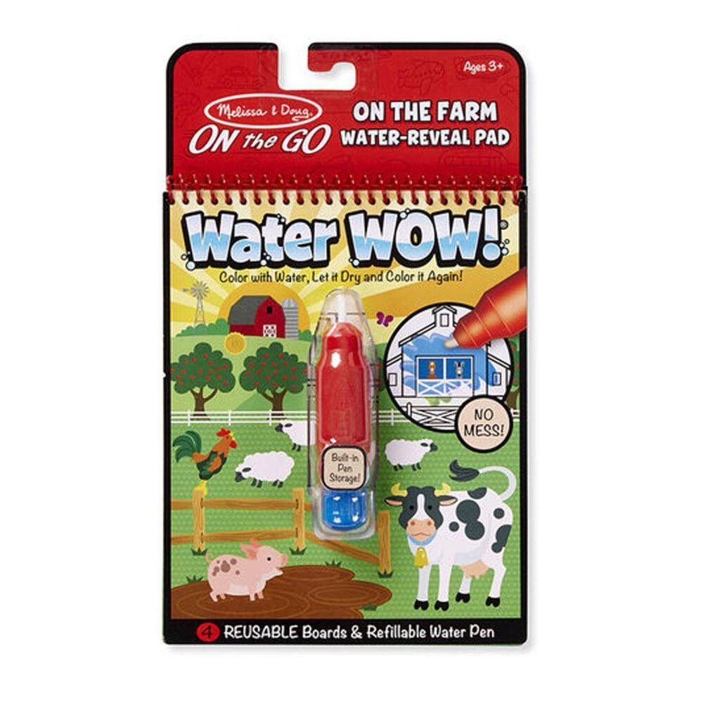 Melissa & Doug Water Wow: Farm, , large