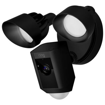 Ring Certified Refurbished Floodlight Cam in Black, , large