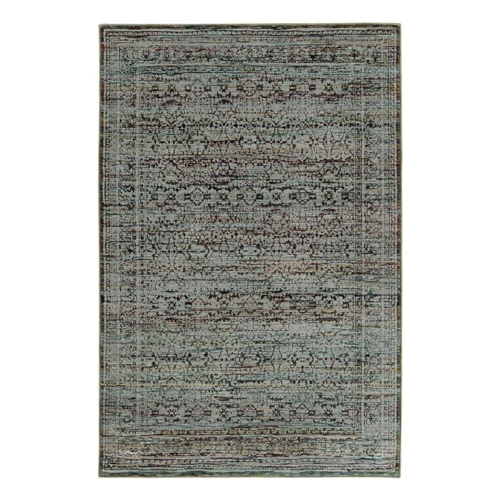"Oriental Weavers Andorra 7127A 3'3"" x 5'2"" Blue Area Rug, , large"