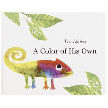 A Color of His Own, , large