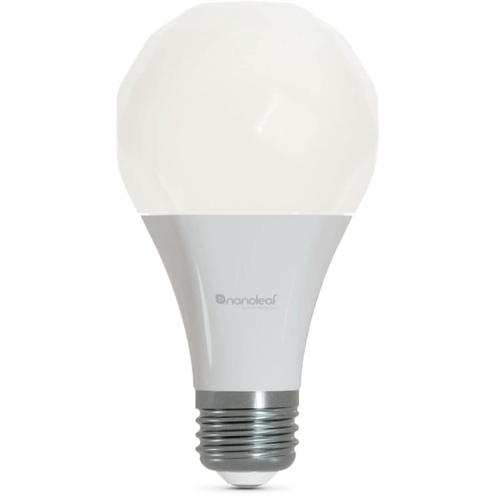 Nanoleaf Essentials Bulb A19   E26 Smart Bulb, , large