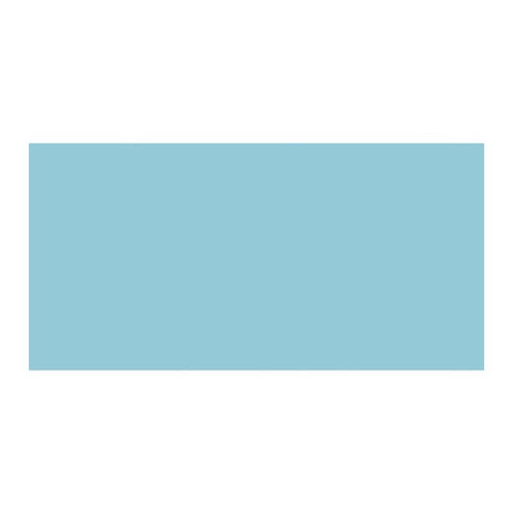 "Dal-Tile Showscape 12"" x 24"" Solid Ceramic Wall Tile in Crisp Blue, , large"