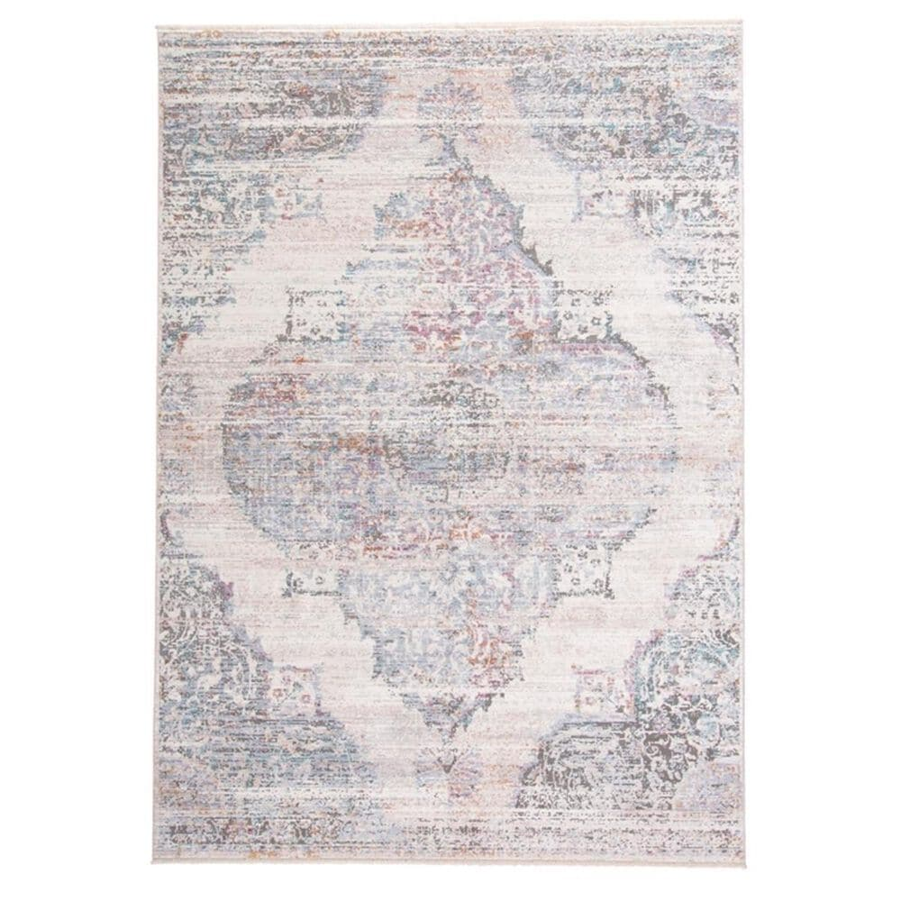 """Feizy Rugs Cecily 3581F 3"""" x 5"""" Multicolor Area Rug, , large"""
