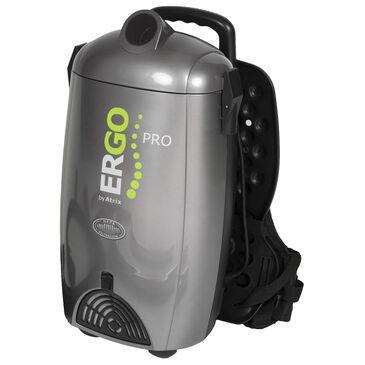 Atrix International ErgoPro Backpack HEPA Vacuum in Grey, , large