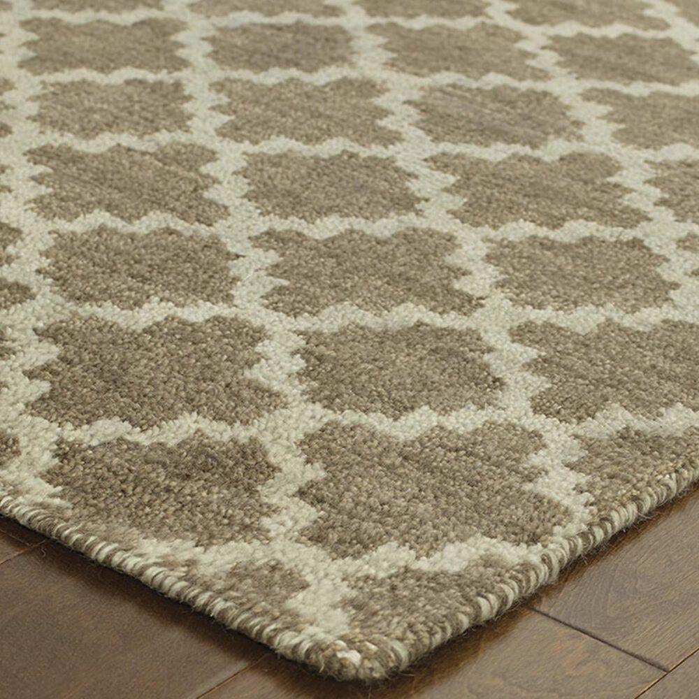 Oriental Weavers Maddox 56503 8' x 10' Brown Area Rug, , large
