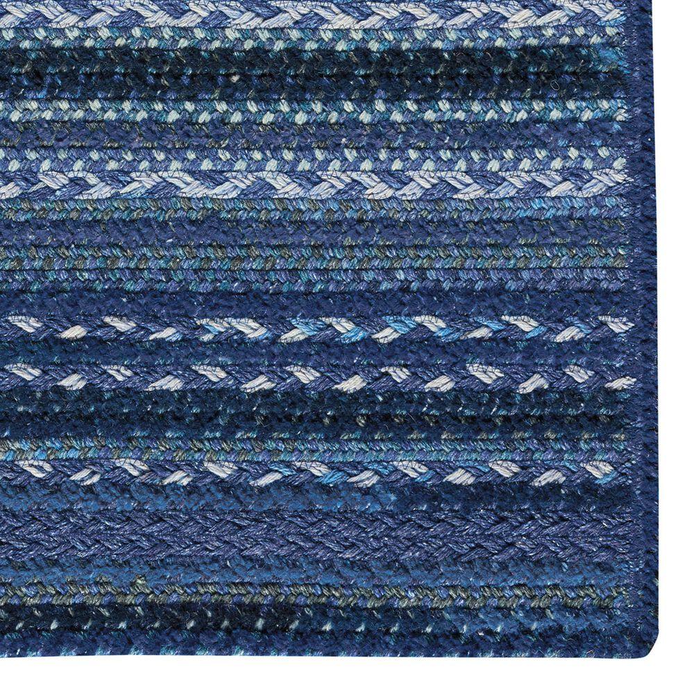 Capel Bayview 0036-470 8' x 11' Twilight Blue Area Rug, , large