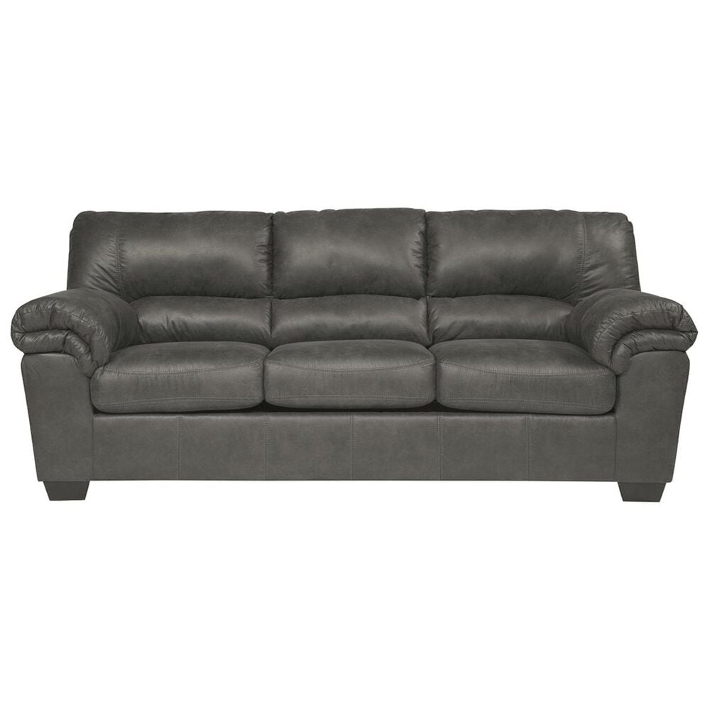 Signature Design by Ashley Bladen Full Sofa Sleeper in Slate, , large