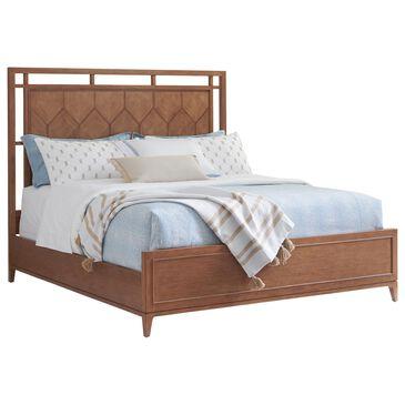 Lexington Furniture Palm Desert Rancho Mirage King Bed in Sierra Tan, , large