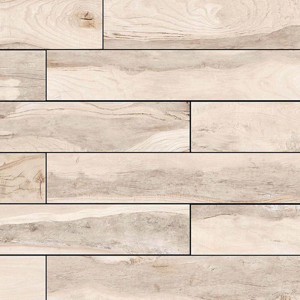 "Mediterranea Backwoods Country Oak 6"" x 36"" Porcelain Tile, , large"