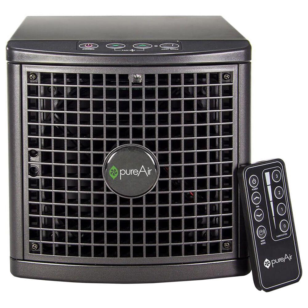 GreenTech Environmental pureAir 1500 Small Home Air Purifier in Black, , large