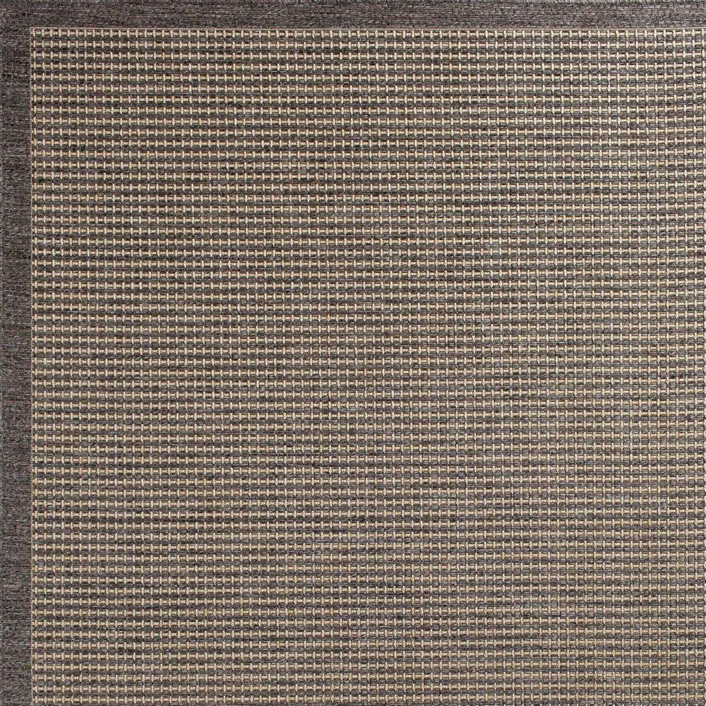 "Trisha Yearwood Rug Collection Gather Avola TYWD 5'3"" x 7'7"" Pebble and Natural Outdoor Rug, , large"