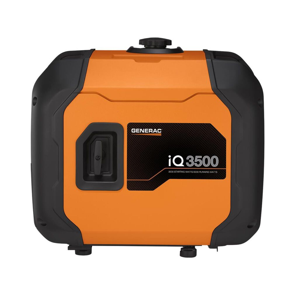 Generac IQ3500 Portable Inverter Generator, , large