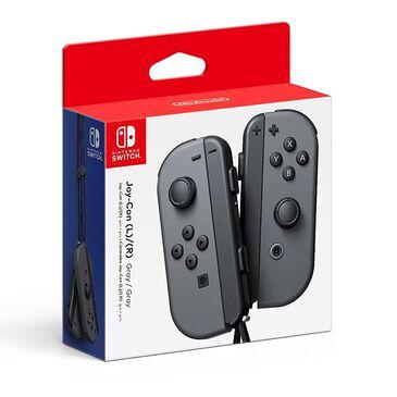 Nintendo Joy-Con L/R Gray, , large