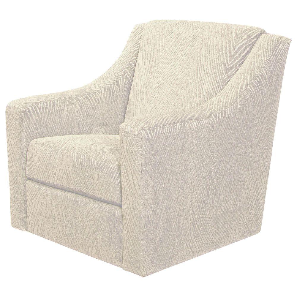 Hartsfield Lamar Swivel Chair in Cream, , large