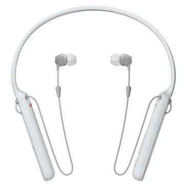 Sony Around Neck Wireless In-Ear Headphones - White, , large
