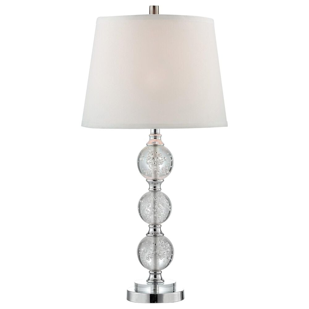 Lite Source Oriel Table Lamp in Chrome, , large
