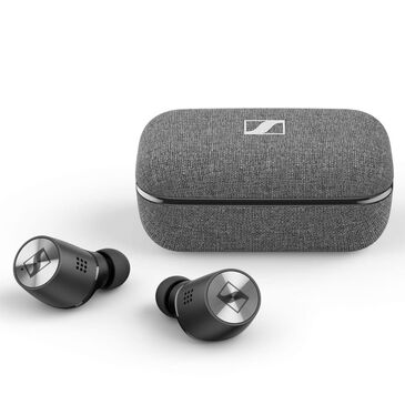 Sennheiser Momentum True Wireless 2 Earbuds Headset in Black, , large