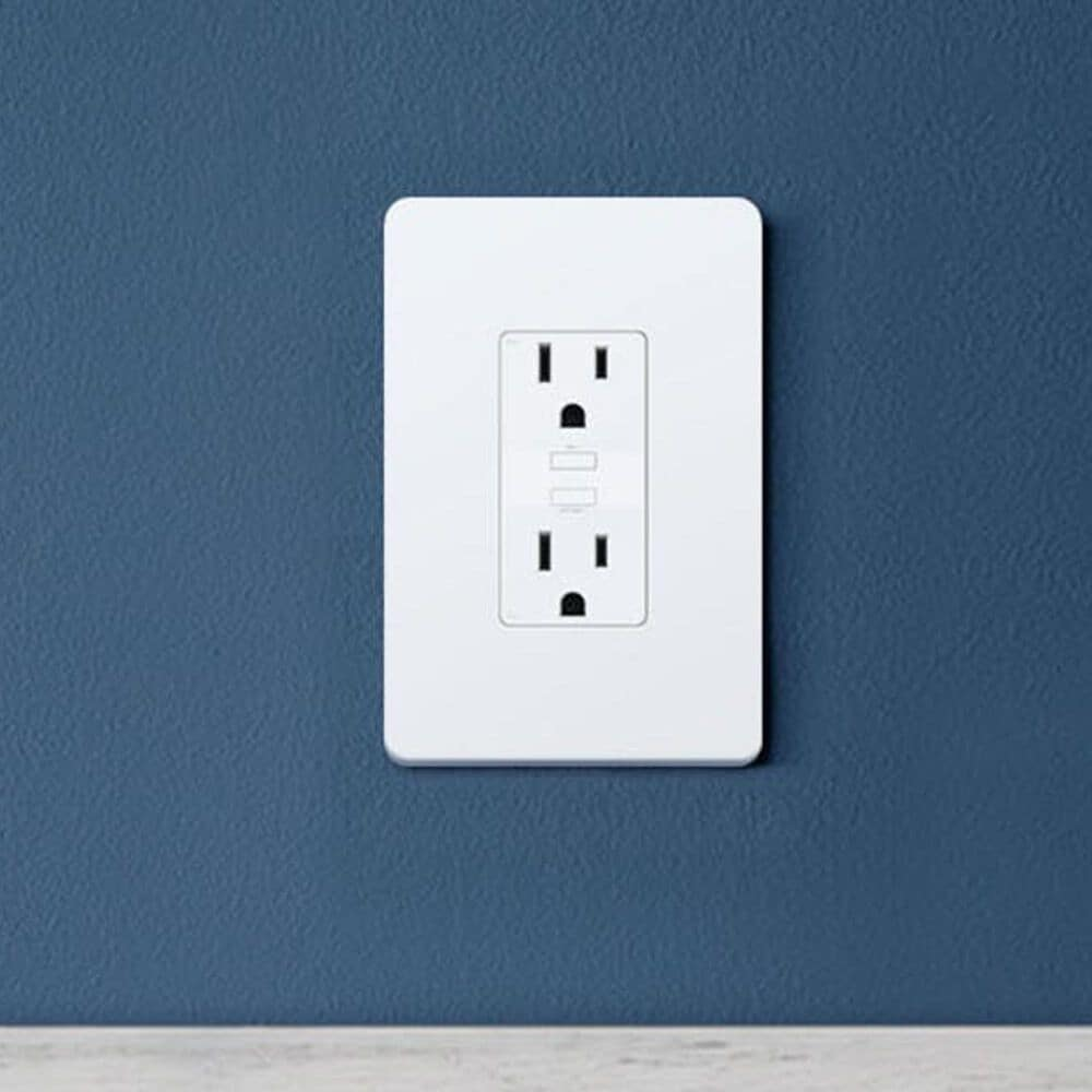 TP-LINK Smart Wi-Fi Power Outlet in White, , large