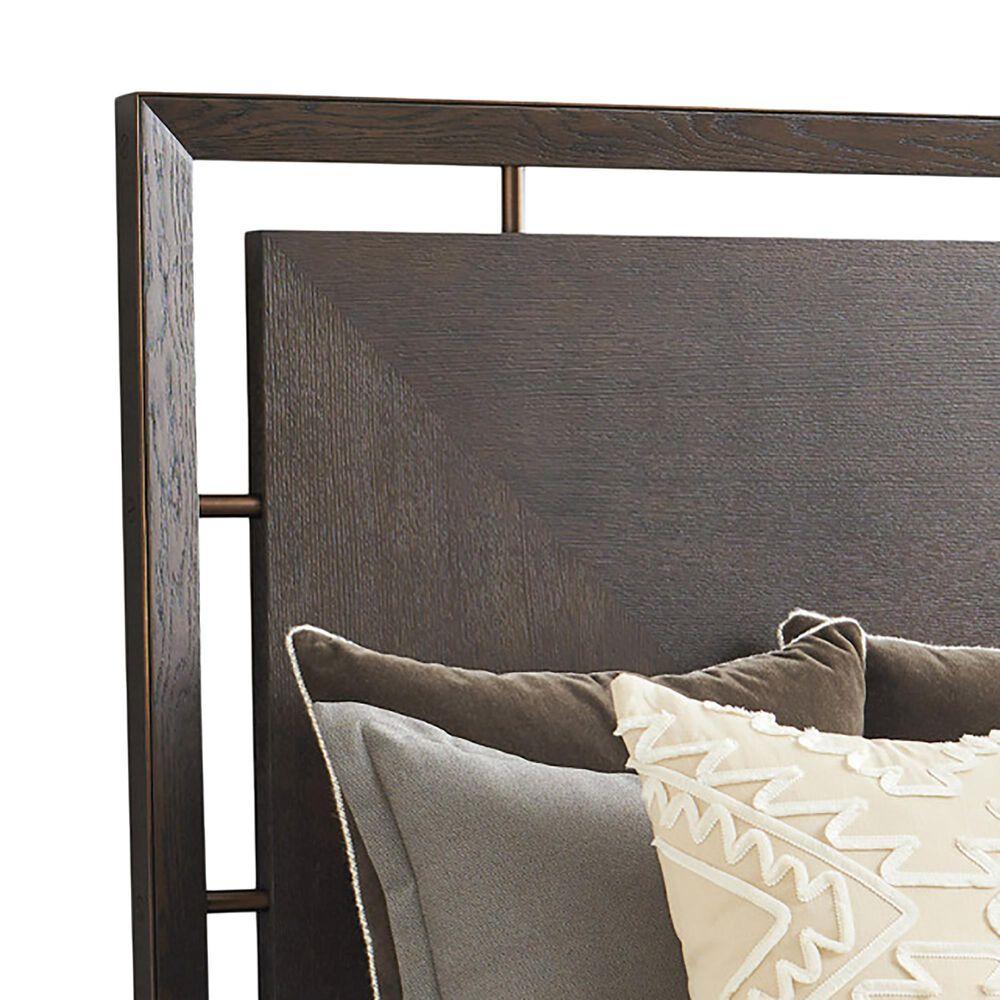 Lexington Furniture Park City Sundance King Panel Bed in Canyon, , large
