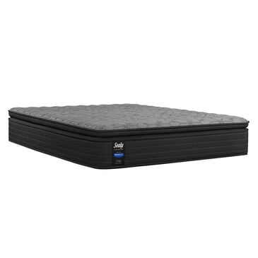Sealy Response Performance Cedar Lane Plush Pillow Top Queen Mattress Only, , large