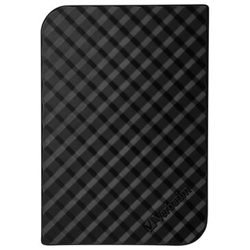 Verbatim 2TB Store 'N' Save USB 3.0 Desktop Hard Drive in Diamond Black, , large