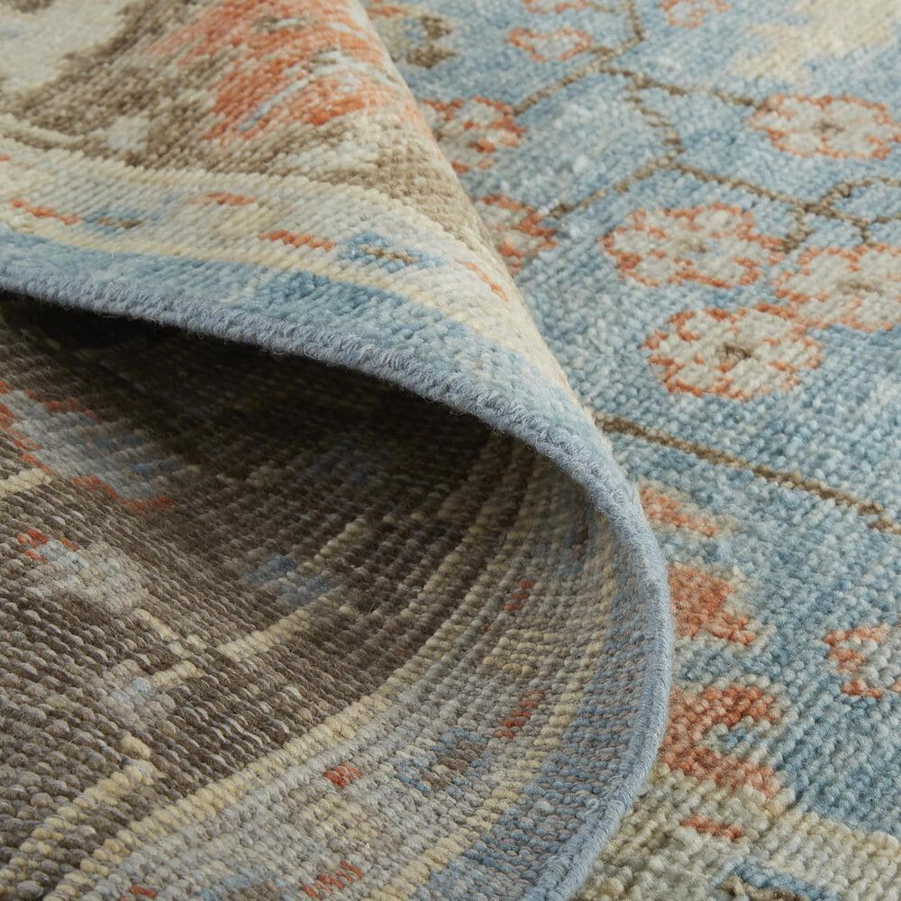 """Feizy Rugs Beall 9'6"""" x 13'6"""" Blue and Brown Area Rug, , large"""
